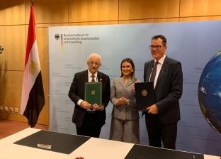 مصر وألمانيا توقعان اتفاقية جديدة شاملة لتطوير التعليم الفني