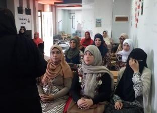 """20 عارضا يشاركون في معرض """"من إنتاجنا"""" بمركز شباب العريش"""