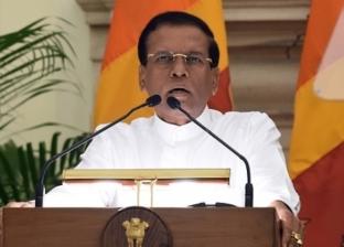 الرئيس السريلانكي يدعو إلى اجتماع لإنهاء الصراع على السلطة