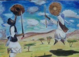 «آمنة» فنانة «الشلاتين» تحلم بدخول «فنون جميلة»: حلم مرهون بثقافة مجتمع