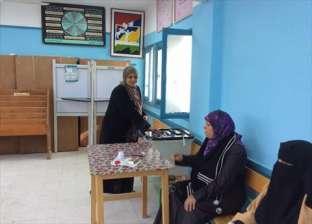 بالصور| إقبال متوسط على لجان الدائرة الثانية في جنوب سيناء