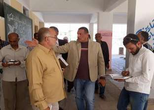 رئيس مدينة سفاجا يتابع الاستعداد للانتخابات الرئاسية