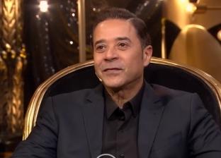 """مدحت صالح: سعيد بـ """"أبوالعروسة"""" لأني أغني وأمثل"""