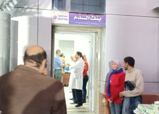 وزير الطيران عن المتبرعين لمصابي القطار: أصالة المصريين وقت الشدائد