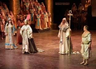 نجوم خمس دول في أوبرا عايدة على المسرح الكبير الثلاثاء