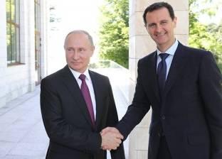 بوتين: ضربات التحالف لسوريا تقوض التحقيق في استخدام الكيماوي