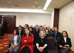 """وفد رئاسي يجتمع بـ25 ناشرا عالميا لوضع اللمسات النهائية على مشروع """"بنك المعرفة المصري"""""""