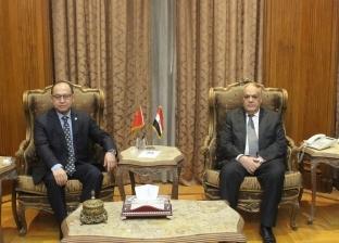 """السفراء الأفارقة يتوافدون على """"العربية للتصنيع"""" لبحث سبل التعاون"""