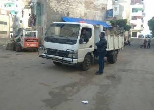 تحرير 450 مخالفة مرورية في قنا