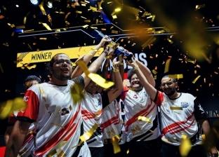 الجائزة 20 ألف يورو.. فريق مصري يحصد بطولة العالم للألعاب الإلكترونية