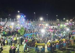 مدير عام ري قناطر الدلتا: 100 ألف مواطن زاروا القناطر الخيرية في العيد