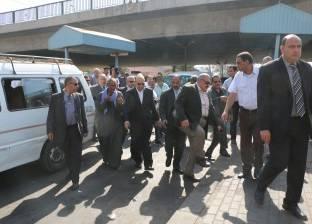 محافظ القاهرة يوجه بسرعة الانتهاء من 3 أسواق حضارية