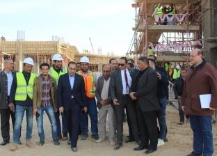 عاجل| رئيس الوزراء في زيارة تفقدية لمشروعات «العاصمة الإدارية»