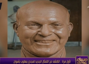 رامي رضوان يعرض صورا لميدان مجدي يعقوب بأسوان: يستحق 20 ألف تمثال