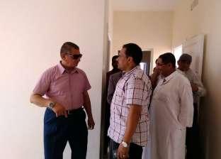 محافظ كفر الشيخ يمهل رؤساء المدن 24 ساعة لتغطية بلاعات الصرف الصحي
