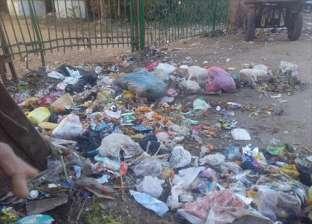 أهالي «أبو تيج» يشكون «انتشار القمامة» بالمدينة.. ومصدر محلي: بنشيلها