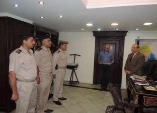 بالصور| تكريم 3 ضباط من أمن القليوبية لجهودهم في ضبط الخارجين عن القانون