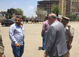 مدير أمن القليوبية يقود حملة أمنية مكبرة بقليوب