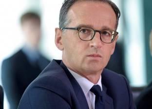 وزير الخارجية الألماني يؤكد اعتراض بلاده على دور إيران في سوريا