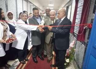 افتتاح قسم غسيل كلوي وعناية مركزة بمستشفى الجمهورية في الإسكندرية