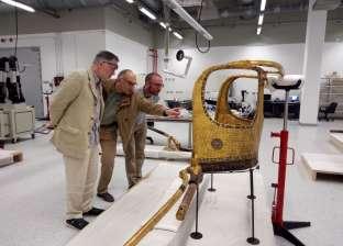 مدير المتحف البريطاني: نقل تمثال رمسيس مشهد مشرف