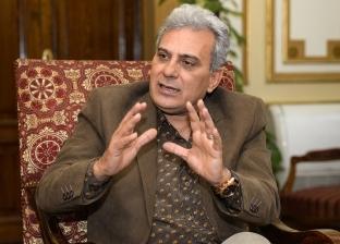 """الليلة.. جابر نصار رئيس جامعة القاهرة السابق ضيف """"90 دقيقة"""""""