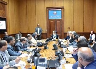 """وزيرة الصحة تناقش خطة المرحلة الثانية لمبادرة """"الأمراض غير السارية"""""""
