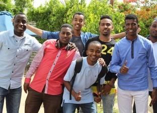 الأفارقة عرفوا السكة: بنعمل «شوبينج» فى بورسعيد