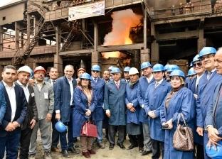 """""""الصناعات الهندسية"""": 9 دول تقدمت بعروض لتطوير شركة الحديد والصلب"""