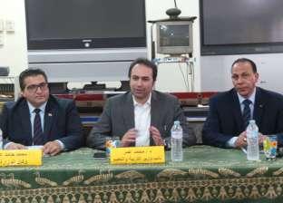 تفاصيل لقاء نائب وزير التعليم مع مديري الإدارات التعليمية بجنوب سيناء