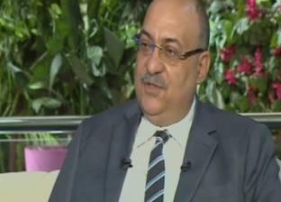 """مستشار وزير التموين يجتمع مع  شعبة """"البقالة"""" بالجيزة"""