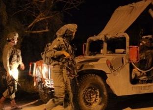 الاحتلال الإسرائيلي يقتحم ضاحية الريحان وحي عين مصباح في رام الله