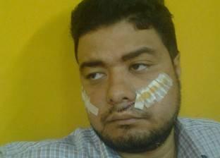 """""""الوفد"""": ضبط الجناة في حادث تشويه أحد شباب الحزب"""