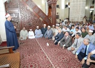محافظ المنوفية يشهد الاحتفال برأس السنة الهجرية بالمسجد العباسي