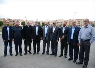 """قيادي بـ""""حماس"""": وفد من المكتب السياسي للحركة يصل إلى القاهرة"""