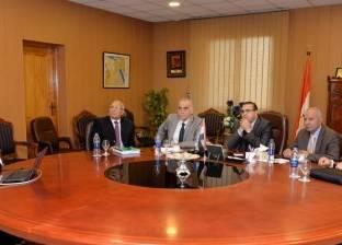 جامعة المنصورة تجري المقابلات الشخصية للمرشحين لمنصب عميد رياض الأطفال
