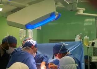 انقاذ حياة مصري ويمني بزراعة كبد لكل منهما بمستشفى الراجحي في أسيوط
