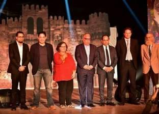 """مسرح بيرم التونسي يستعد لاستقبال حفل ختام """"الإسكندرية للفيلم القصير"""""""