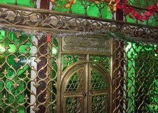 احتفال صوفي بمناسبة رأس السنة الهجرية في «أبي العباس» بالإسكندرية