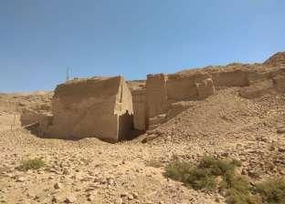 بالصور| اكتشاف ميناء أثري لنقل أحجار المسلات والمعابد في أسوان