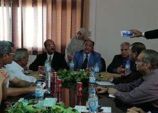 مجلس جامعة العريش يصدق على قبول طلاب الأزهر بالكليات المختلفة