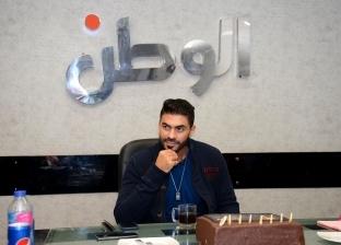 لأول مرة.. خالد سليم يكشف تفاصيل إصابته بورم حميد