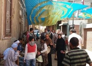 """رغم الإعاقة.. """"صبحي"""" كفيف يلبي نداء الوطن: """"مبفوتش انتخابات من 25 سنة"""""""