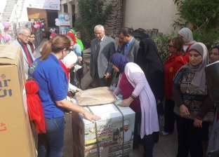 توزيع أجهزة كهربائية لـ100 عريس وعروسة بالإسكندرية تمهيدا لزفافهم