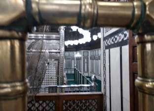 إغلاق ضريح الحسين حتى انتهاء احتفالات المولد النبوي