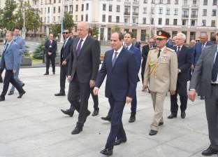 أخبار ماتفوتكش| السيسي يزور البرلمان البيلاروسي.. وطقس اليوم حار