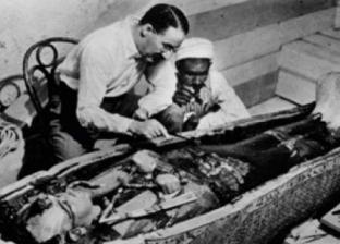 قصة اكتشاف مقبرة توت عنخ آمون وحقيقة لعنة الفراعنة