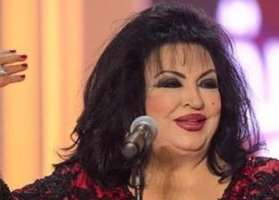 سميرة توفيق تتلقى لقاح كورونا في الإمارات.. (صور)