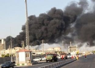 انفجار في مصنع بطاريات بالعاصمة الإيرانية طهران