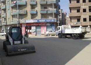 محافظ القاهرة: شركات وطنية ستتولى منظومة النظافة العام المقبل